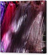 Sunlit Veils  Acrylic Print