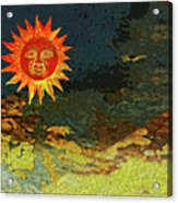 Sunny 1 Acrylic Print