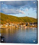 Sunny Bay Acrylic Print