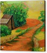 Sunny Horizons Acrylic Print