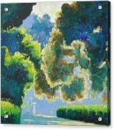Sunny Noon Acrylic Print