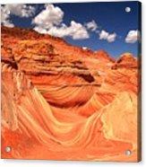 Sunny Northern Arizona Landscape Acrylic Print