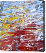 Sunny Water 2 Acrylic Print
