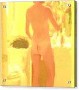 Sunnybathmorning Acrylic Print