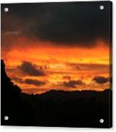 Sunrise 09 29 17 Acrylic Print