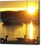 Sunrise 10 5 2009 007a Acrylic Print