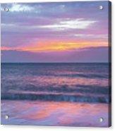 Sunrise 16-11-15 Acrylic Print