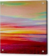 Sunrise 4 Acrylic Print