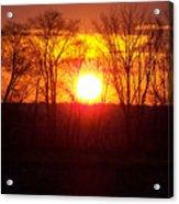 Sunrise 5 1 2009 002c Acrylic Print