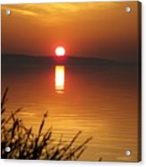 Sunrise 5 4 2009 004 Acrylic Print