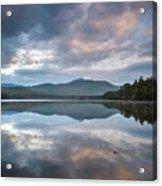 Sunrise At Chocorua Lake -2 Acrylic Print