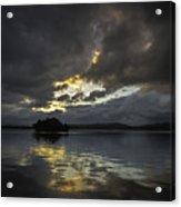 Sunrise At Watts Bar Lake Acrylic Print