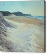 Sunrise Beach And Lions Head Noosa Heads Queensland Acrylic Print
