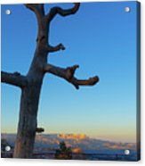 Sunrise Bryce Canyon Acrylic Print