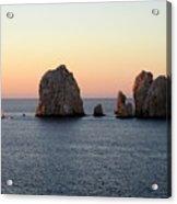 Sunrise Cabo 1 Acrylic Print