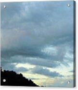 Sunrise Clouds Acrylic Print