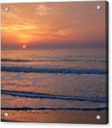 Sunrise Huntington Island State Park Acrylic Print