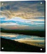 Sunrise In Doniphan Kansas Acrylic Print