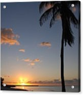 Sunrise In Key West 2 Acrylic Print