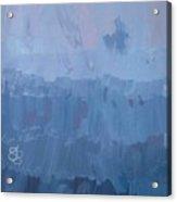 Sunrise In Purples Acrylic Print