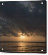 Sunrise In Tanga Acrylic Print