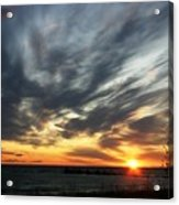 Sunrise Lake Huron 3 Acrylic Print