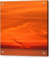 Sunrise Layers  Acrylic Print