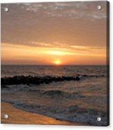 Sunrise Ocean 74 Acrylic Print