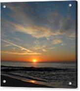 Sunrise Ocean 75 Acrylic Print