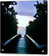 Sunrise On The Other Side Acrylic Print