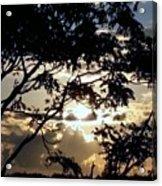 Sunrise Over Fort Salonga6 Acrylic Print
