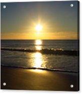 Sunrise Over The Ocean8852 Acrylic Print