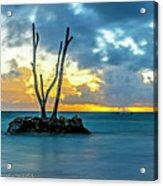 Sunrise Punta Cana #2 Acrylic Print