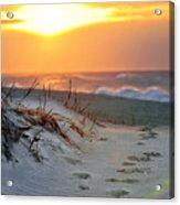 Sunrise Rainbow Acrylic Print