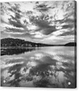 Sunrise Reflections Acrylic Print