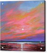 Sunrise Sail Acrylic Print