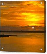 Sunrise Summit Acrylic Print