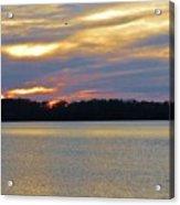 Sunrise-sunset 3 Acrylic Print