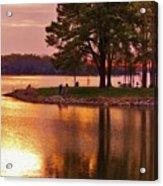 Sunrise-sunset 5 Acrylic Print