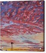 Sunrise / Sunset Acrylic Print