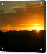 Sunrise Three 09 29 17 Acrylic Print