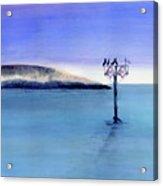 Sunrise Watchers Acrylic Print