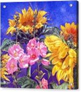 Sunseekers Acrylic Print