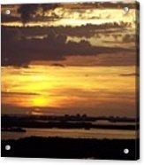 Sunset 0001 Acrylic Print