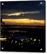 Sunset 0002 Acrylic Print