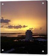 Sunset 0003 Acrylic Print