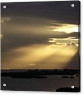 Sunset 0006 Acrylic Print