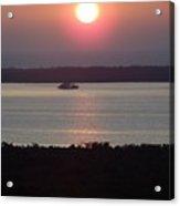 Sunset 0009 Acrylic Print