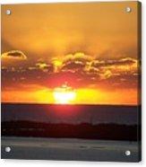 Sunset 0010 Acrylic Print