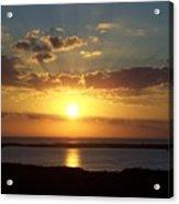 Sunset 0012 Acrylic Print